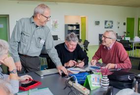 Ældrecafeer i Syddjurs Kommune